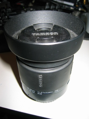 Tamron Lens 28-80mm f/3.5-5.6 for Canon SLR rental New York, NY