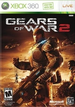 Gears of War 2 for XBOX 360 rental Los Angeles, CA