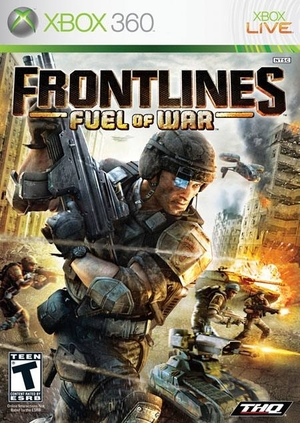 FrontLines: Fuel of War for XBOX 360 rental Los Angeles, CA