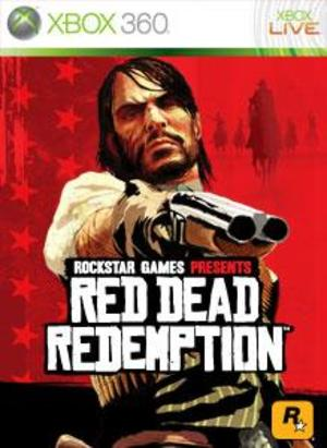 Red Dead Redemption for XBOX 360 rental Los Angeles, CA