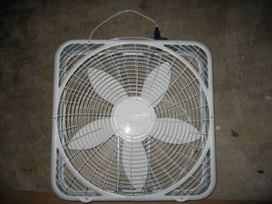 "20"" Box Fan rental Austin, TX"