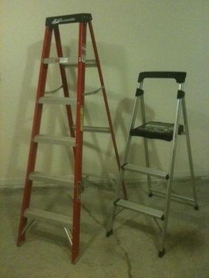 Ladders and Step Ladders rental Atlanta, GA