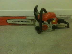 Stihl Chain Saw rental Atlanta, GA