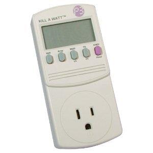 Kill a Watt meter: borrow and reduce Coned bills rental New York, NY