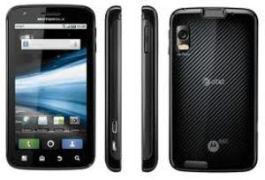 AT&T Motorola Atrix Smartphone rental San Antonio, TX