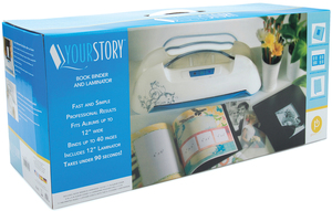 CRAFT YOUR STORY BOOKBINDER/ LAMINATOR rental New York, NY