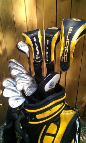 Cobra, Callaway Golf Clubs rental Austin, TX