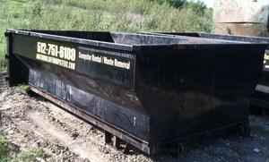 12 Yard Roll Off Dumpster rental Austin, TX