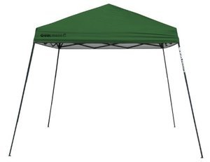 Quikshade 10x10ft instant canopy - green rental San Francisco-Oakland-San Jose, CA