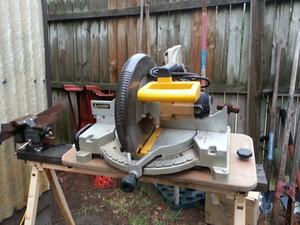 compound miter saw & stand rental Columbia, SC