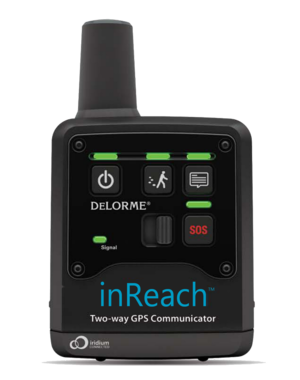 DeLorme inReach GPS 2-Way PLB (Smartphone model) rental Salt Lake City, UT