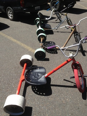 Drift trikes (2) rental Portland, OR