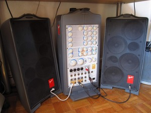 Fender Passport p250 Portable Sound System rental Columbus, OH