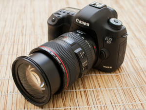 Canon 5D Mark III with Lens 24-105mm and tripod rental San Francisco-Oakland-San Jose, CA
