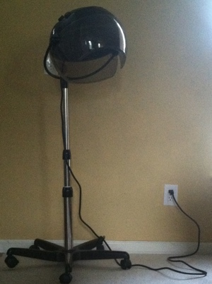 Belson Gold N Hot Stand Hair Dryer Model #Gh1053  rental Cleveland-Akron (Canton), OH