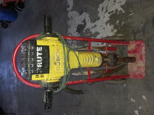 60 Lbs Brute Jack Hammer by Bosch rental Chicago, IL