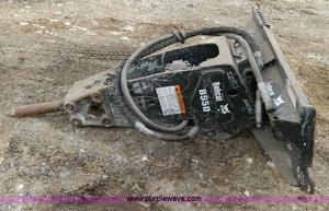 BobCat B950 Breaker Attachment rental Chicago, IL