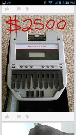 stenography machine  rental Cincinnati, OH