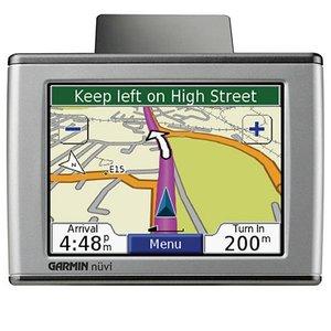 Garmin nuvi 350 3.5-Inch Portable GPS Navigator  rental Seattle-Tacoma, WA