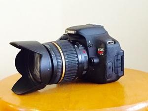 Canon T3i DSLR camera w/ EFS 18-55mm canon lens. rental New York, NY