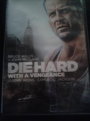 DIE HARD 3 DVD rental Philadelphia, PA