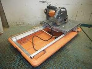 Ridgid 7 in. Tile Saw rental Philadelphia, PA