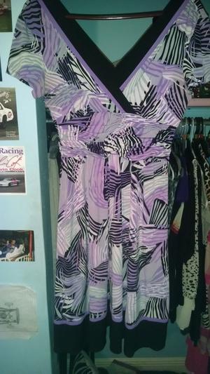 purple and black dress rental Mobile, AL-Pensacola, FL