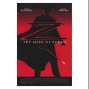Mask Of Zorro Deluxe Wide Screen DVD rental Dallas-Ft. Worth, TX
