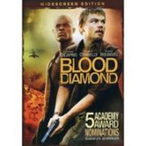 Blood Diamond DVD Wide Screen rental Dallas-Ft. Worth, TX