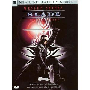 Wesley Snipes Blade DVD rental Dallas-Ft. Worth, TX