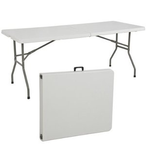 Folding Table 6FT rental Dallas-Ft. Worth, TX