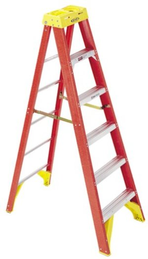 8 Foot Heavy Duty Step Ladder  rental Las Vegas, NV
