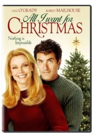 All I Want For Christmas - DVD (2007) rental Boston, MA-Manchester, NH