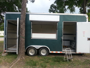 Trailer,car/toy hualer, firework, concession stand rental Dallas-Ft. Worth, TX