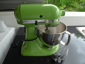 Kitchen Aid Mixer with attachments rental Cedar Rapids-Waterloo-Iowa City, IA