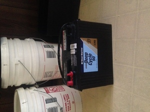 Intex 40 lbs Thrust Trolling Motor rental Sacramento-Stockton-Modesto, CA