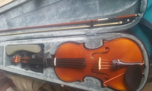 Violin rental Denver, CO