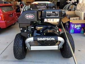 Pressure Washer For Rent - 3200 PSI, 2.5 GPM rental Columbia, SC