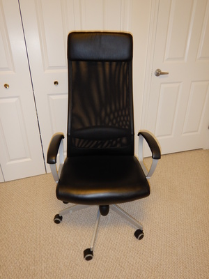 IKEA MARKUS Office desk chair rental Boston, MA-Manchester, NH