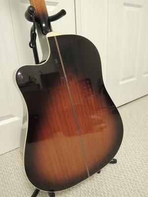 Epiphone AJ40TLC-VS acoustic guitar rental Boston, MA-Manchester, NH