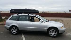 Thule Frontier Roof Storage Box rental Monterey-Salinas, CA