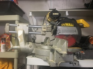 Miter Saw - Dewalt rental Austin, TX