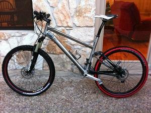 Specialized Epic Mountain Bike - Full Suspention rental Austin, TX