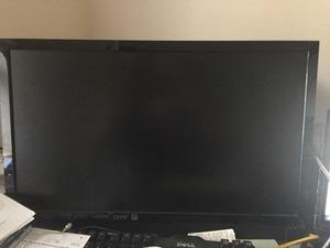 "24"" Internet-ready monitor rental Austin, TX"