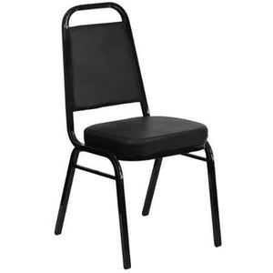 Chairs - Black Padded rental Austin, TX