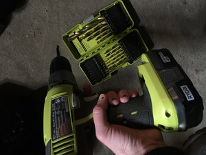 lightweight cordless drill and bits rental Boston, MA-Manchester, NH