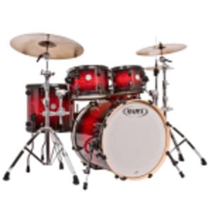 Drum Set: Mapex Gold Level Meridian Maple or PRO M rental Austin, TX
