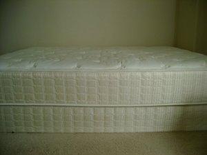 Serta (Antiqua Plush) Queen mattress rental Minneapolis-St. Paul, MN
