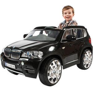 BMW X5 powered ride on for children 3-5 years old rental Detroit, MI