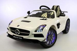 Mercedes SLS kids Ride-On car with parental remote rental Detroit, MI
